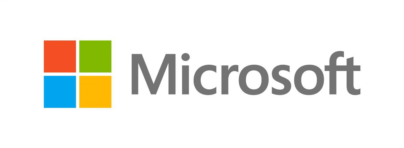لوگوی ماکروسافت